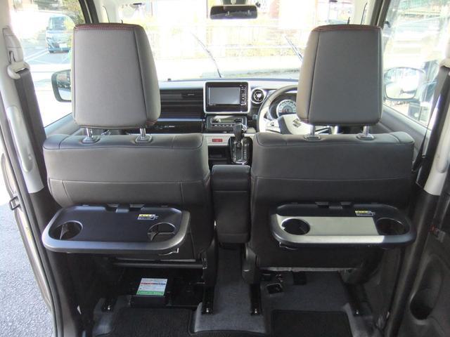ハイブリッドXS 両側パワースライドドア スズキセーフティーサポート ワンオーナー アイドリングストップ シートヒーター コーナーセンサー パナソニック製ナビ オート格納ミラー バックカメラ スマートキー ETC(56枚目)