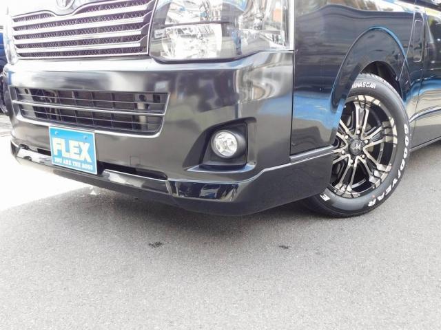 トヨタ レジアスエースバン 2.0 スーパーGL ロングボディ ブラックカスタム