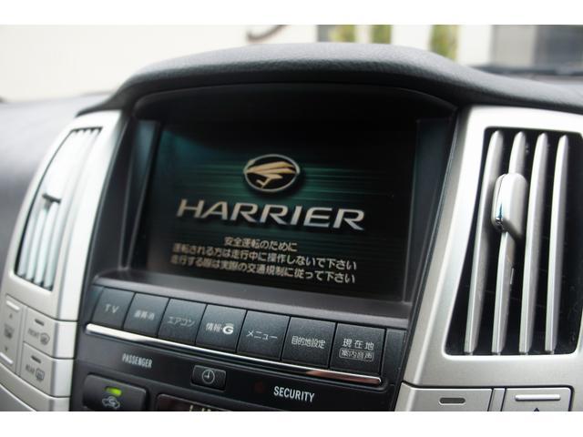 トヨタ ハリアー 300G Lパッケージ 4WD エアロ 22AW 黒革シート