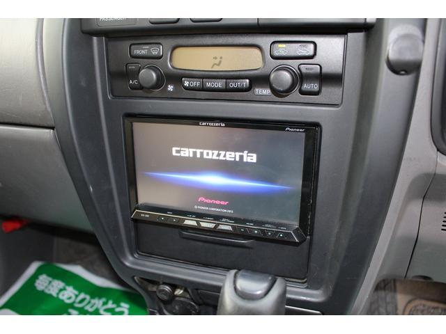 ◆【carrozzeria】HDDサイバーナビ 地デジTV(フルセグ) DVDビデオ再生機能 ミュージックサーバー Bluetooth AUX カラーバックカメラ