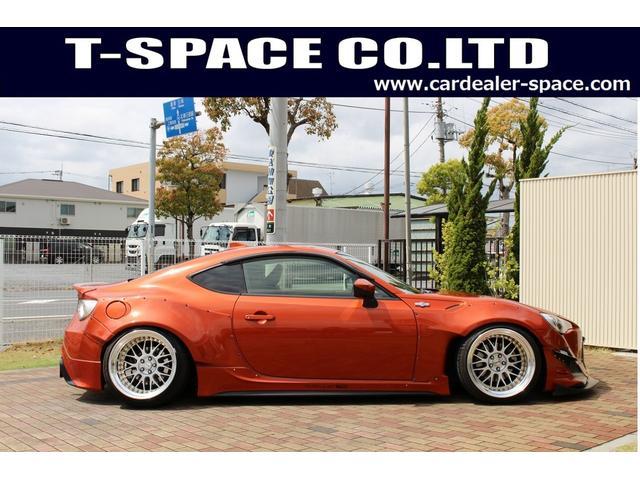 GTリミテッド ワンオーナー車 RocketBunnyワイドボディ TRDエアロ WORK18AW BLITZ車高調 SKIDRACINGアーム チタンマフラー Defi6連メーター Sabeltシートベルト(66枚目)