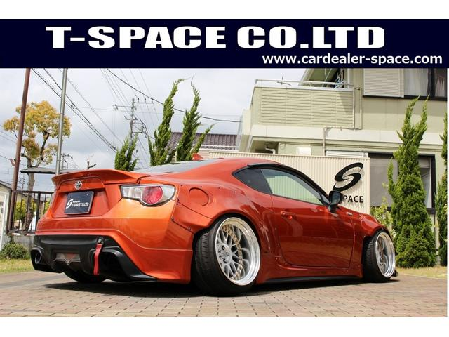 GTリミテッド ワンオーナー車 RocketBunnyワイドボディ TRDエアロ WORK18AW BLITZ車高調 SKIDRACINGアーム チタンマフラー Defi6連メーター Sabeltシートベルト(69枚目)