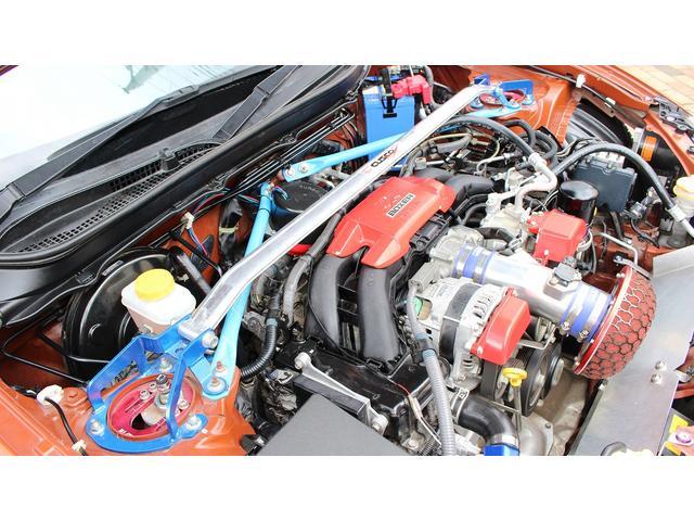 GTリミテッド ワンオーナー車 RocketBunnyワイドボディ TRDエアロ WORK18AW BLITZ車高調 SKIDRACINGアーム チタンマフラー Defi6連メーター Sabeltシートベルト(80枚目)