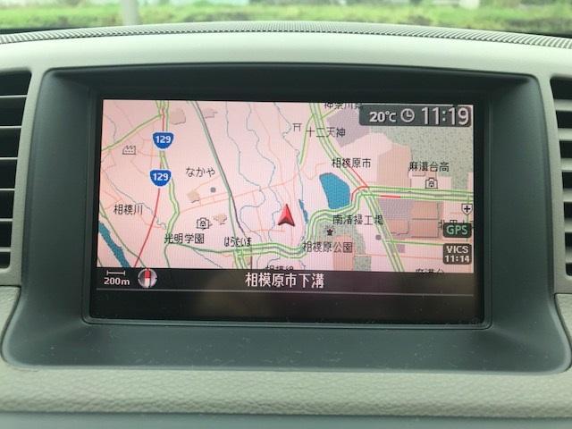 250GT 純正DVDナビ ETC パワーシート(8枚目)