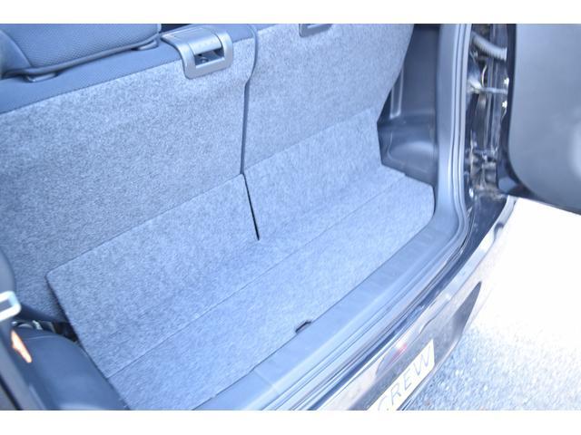 ★後席スライド式なので荷室の広さが変えられます★