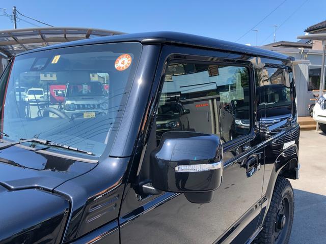 XC ダムド ジムニーザルーツ コンプリート リフトアップ DEANアルミ 社外フルセグナビ シートカバー セーフティーサポート シートヒーター(25枚目)