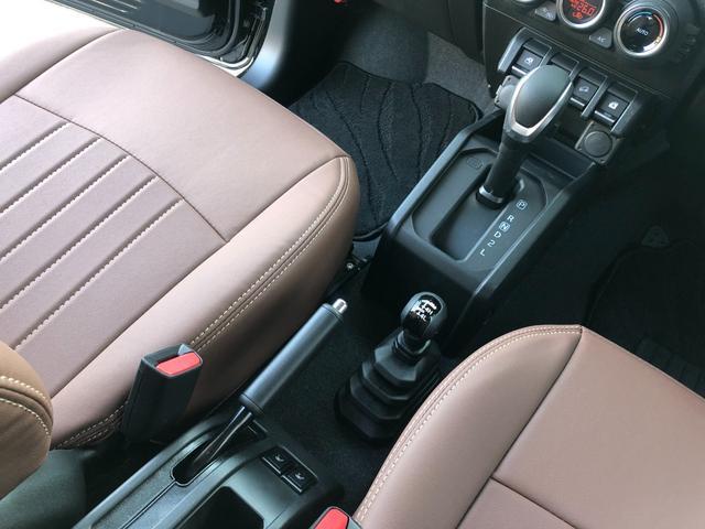 XC ダムド ジムニーザルーツ コンプリート リフトアップ DEANアルミ 社外フルセグナビ シートカバー セーフティーサポート シートヒーター(45枚目)
