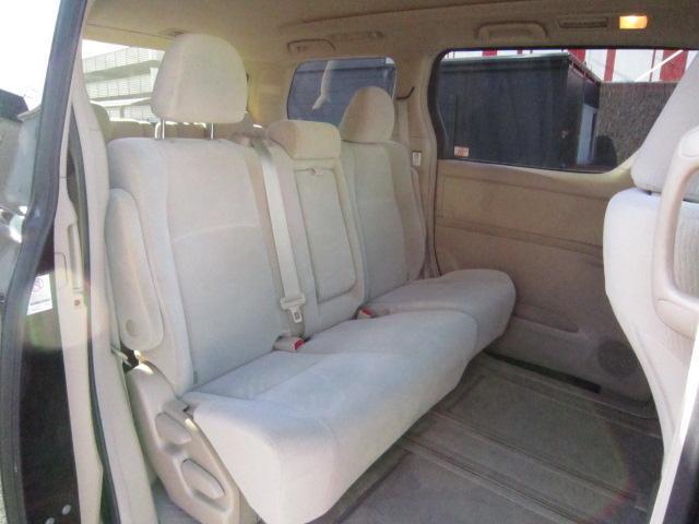 トヨタ ヴェルファイア 2.4X純正ナビBモニター両側パワスラスマートキー