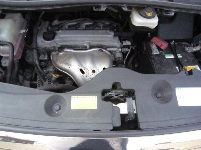 トヨタ ヴェルファイア 2.4X純正ナビBモニターDVD再生ETCパワスラドア