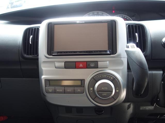 カスタムXリミテッド 社外ナビ 地デジ Bluetooth インテリキー パワースライドドア 社外アルミホイル(14枚目)