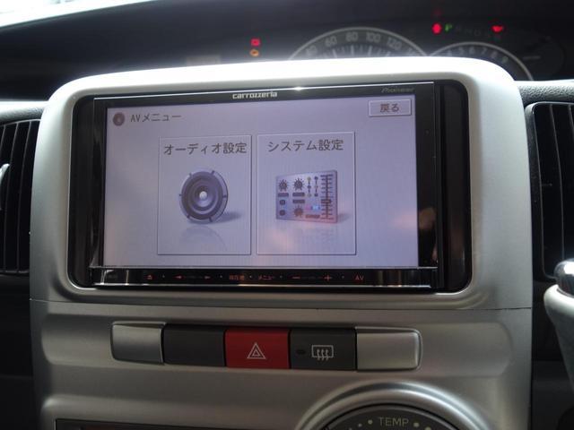 カスタムXリミテッド 社外ナビ 地デジ Bluetooth インテリキー パワースライドドア 社外アルミホイル(61枚目)