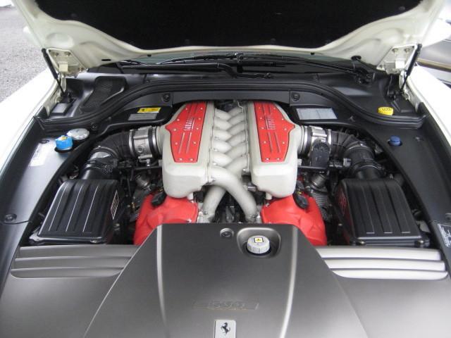 フェラーリ フェラーリ 599 F1 ディーラー車 ロベルタ リフティング