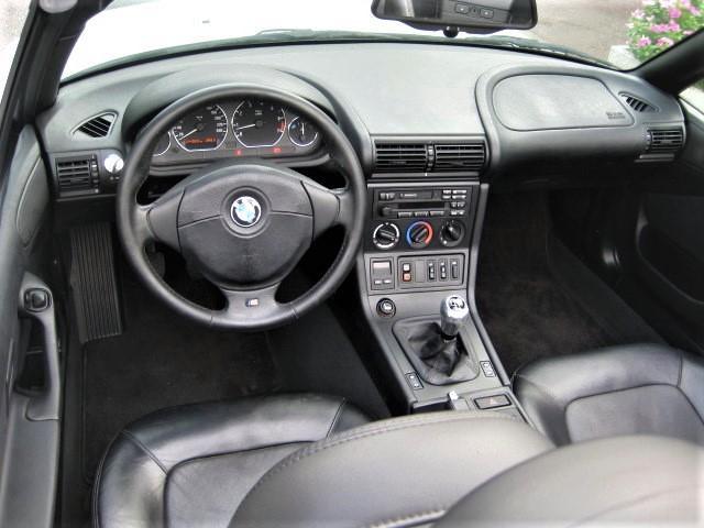 BMW BMW Z3ロードスター 特別限定車 ワンオーナー 左H 革シート
