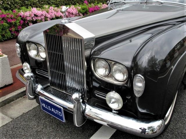 「ロールスロイス」「ロールスロイス シルバークラウドIII」「クーペ」「東京都」の中古車7