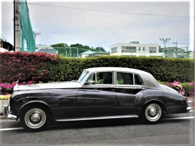 「ロールスロイス」「ロールスロイス シルバークラウドIII」「クーペ」「東京都」の中古車8
