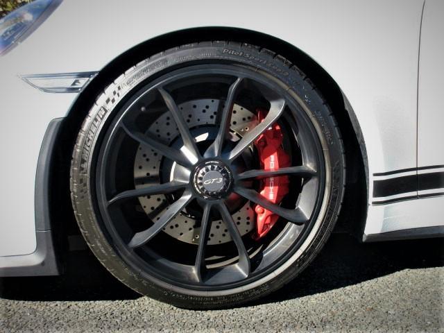 911GT3 6速マニュアル ディーラー車 左H(5枚目)