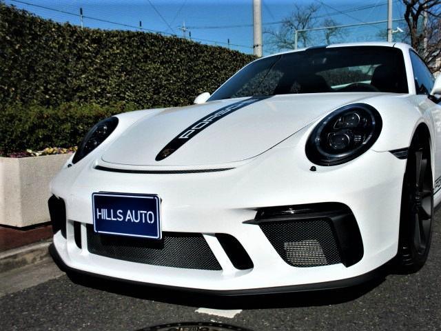 911GT3 6速マニュアル ディーラー車 左H(6枚目)