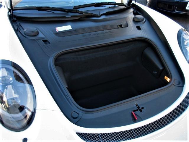 911GT3 6速マニュアル ディーラー車 左H(10枚目)