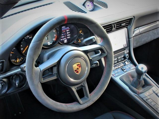 911GT3 6速マニュアル ディーラー車 左H(14枚目)