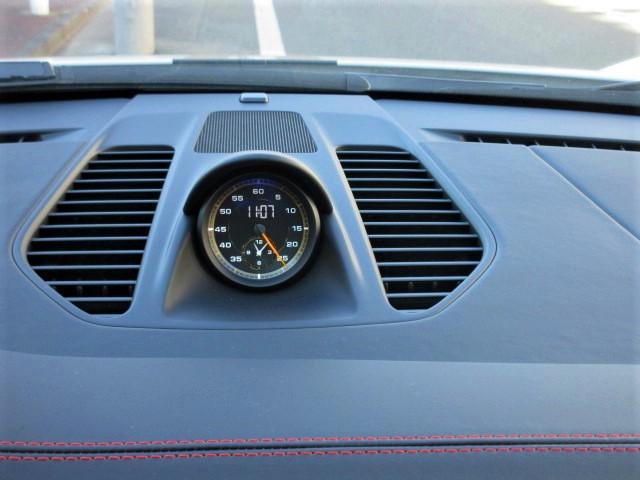 911GT3 6速マニュアル ディーラー車 左H(16枚目)