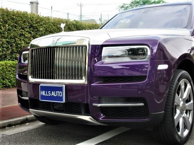 「ロールスロイス」「ロールスロイス カリナン」「セダン」「東京都」の中古車7