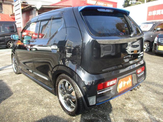 「スズキ」「アルトターボRS」「軽自動車」「千葉県」の中古車9