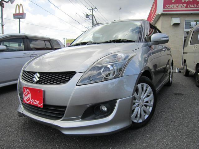 「スズキ」「スイフト」「コンパクトカー」「千葉県」の中古車4
