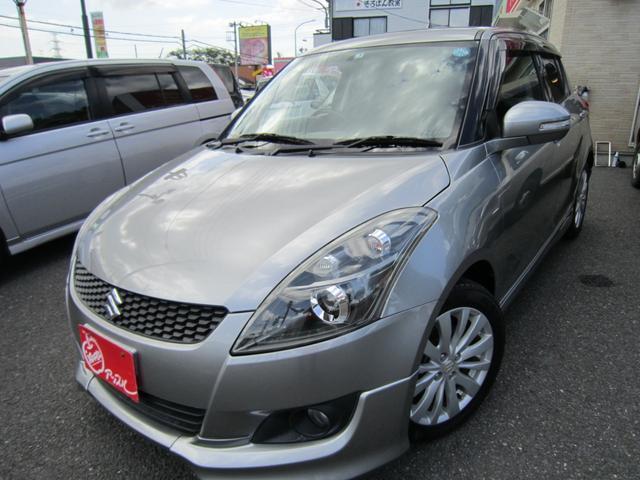 「スズキ」「スイフト」「コンパクトカー」「千葉県」の中古車2