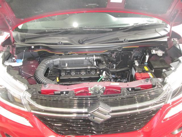 マイルドハイブリッドシステム搭載1,200CCエンジン