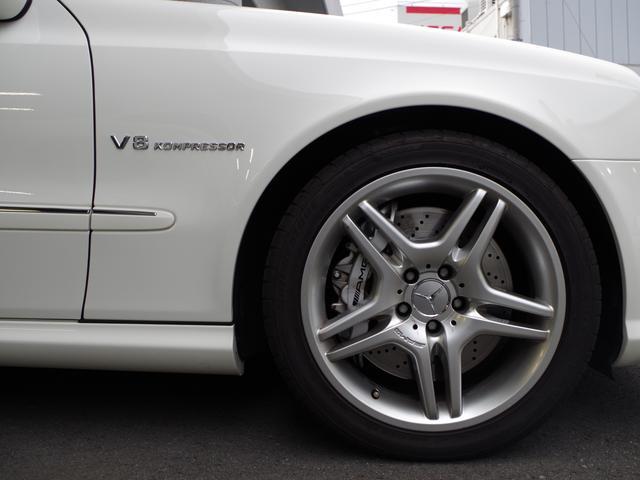 メルセデス・ベンツ M・ベンツ E55 AMG
