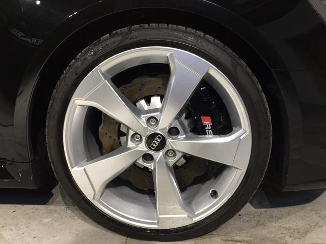 アウディ アウディ RS3スポーツバック 2016年モデル