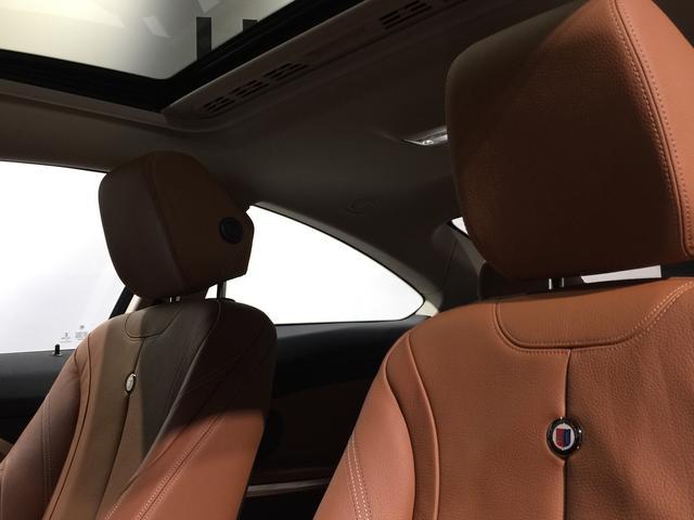 BMWアルピナ アルピナ B4 ビターボ クーペ 左ハンドル サンルーフ