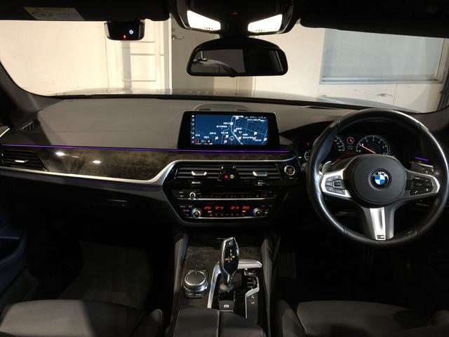 540i xDriveツーリング Mスポーツ ハイラインPKG/イノベーションPKG/インテリジェントセーフティ/ACC/黒革シート/シートヒーター/トップビューカメラ/バックカメラ/HUD(3枚目)