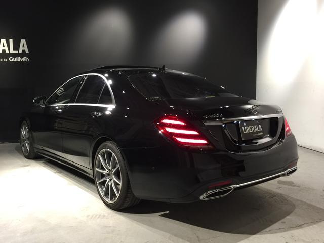 S400d 4マチック AMGライン AMGラインプラス ベーシックPKG レザーエクスクルーシブPKG パノラミックスライディングルーフ 黒革 4MATIC(8枚目)