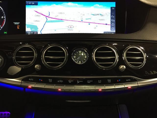 S400d 4マチック AMGライン AMGラインプラス ベーシックPKG レザーエクスクルーシブPKG パノラミックスライディングルーフ 黒革 4MATIC(20枚目)