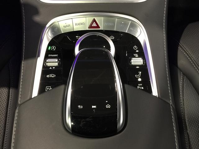 S400d 4マチック AMGライン AMGラインプラス ベーシックPKG レザーエクスクルーシブPKG パノラミックスライディングルーフ 黒革 4MATIC(22枚目)