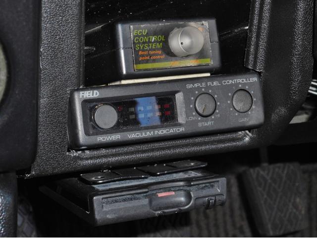 トヨタ スプリンタートレノ GT APEX MT AE92エンジン換装 社外ハイカム