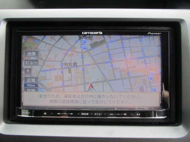 カロッツェリアタイプ AVIC-MRZ99になります♪リアカメラやフルセグTVも付いています♪                        ホンダカーズ東京中央  北池袋店  03-3959-115