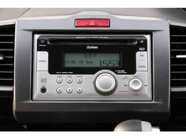 ホンダ フリード G ジャストセレクション CDコンポ 左側電動スライドド