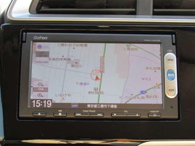 ホンダ フィット 13G・Lパッケージ メモリーナビ ETC LEDヘッドライ
