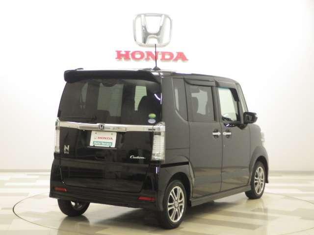 「ホンダ」「N-BOXカスタム」「コンパクトカー」「東京都」の中古車3