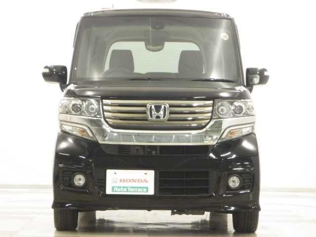 「ホンダ」「N-BOXカスタム」「コンパクトカー」「東京都」の中古車5