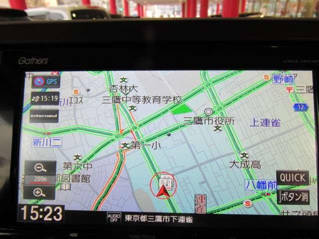 G・Lホンダセンシング ドラレコ ナビ TV ETC LED(5枚目)