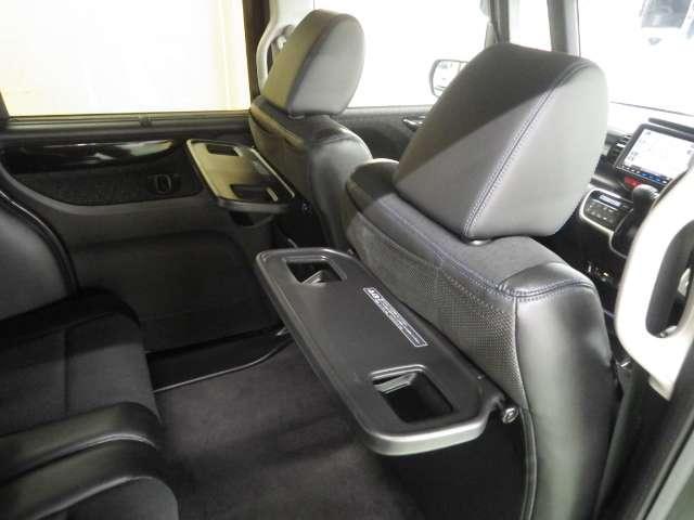 G ターボSSブラックスタイルパッケージ 8型プレミアムインターナビ 11型リア席モニター ドライブレコーダー あんしんパッケージ リアシートスライド シートバックテーブル 黒塗装フロントグリル 本革巻ステアリングホイール パドルシフト(11枚目)