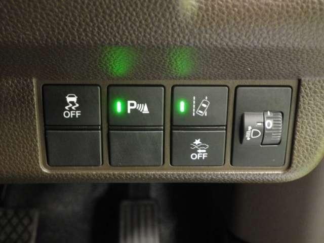 Lホンダセンシング 8型プレミアムインターナビ リモコンエンジンスターター 前後ドライブレコーダー ドアバイザー LEDイルミ付サイドステップガーニッシュ 充電用USBジャック 360°スーパーUV・IRカットパッケージ(13枚目)