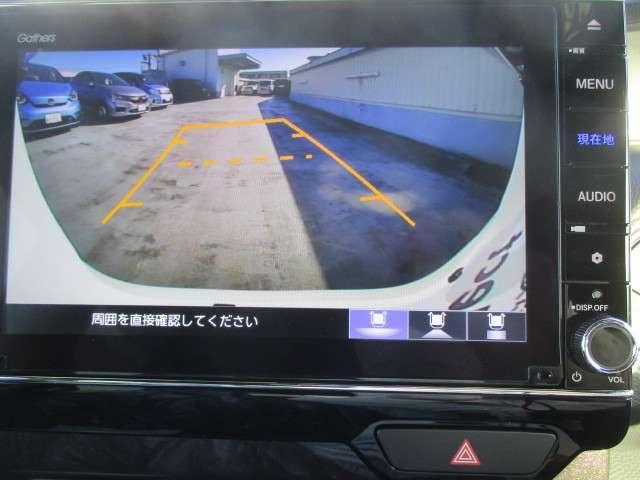 G・Lターボホンダセンシング 後席フリップダウンモニター 走行5Km 禁煙1オーナー 8インチ純正ナビ バックカメラ 両側パワースライドドア LEDライト(3枚目)