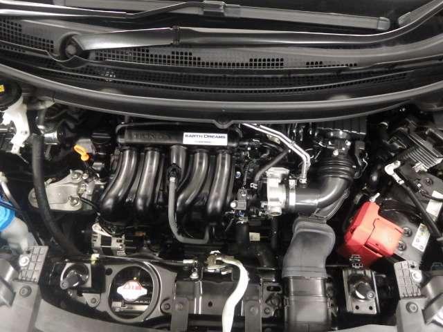 ホンダエンジンの力強い走りと燃費の良さをご堪能ください。