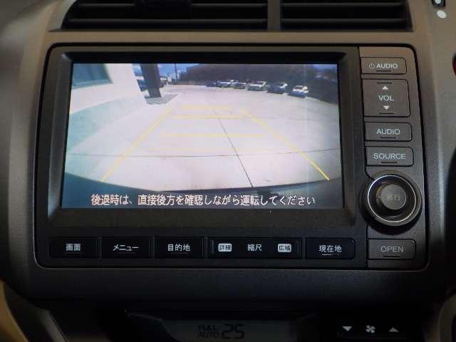 ホンダ ストリーム G 禁煙車 HDDナビ Rカメラ HID ETC イモビ