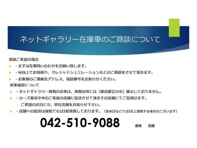 G・Lパッケージ カロッツェナビ Rカメラ(3枚目)