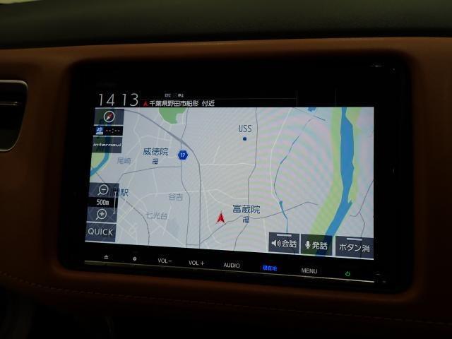 ハイブリッドZ・ホンダセンシング ギャザズメモリーナビVXM-187VFEI リアカメラ フルセグ ミュージックラック Bluetoothオーディオ LEDヘッドライト シートヒーター ETC クルーズコントロール(9枚目)